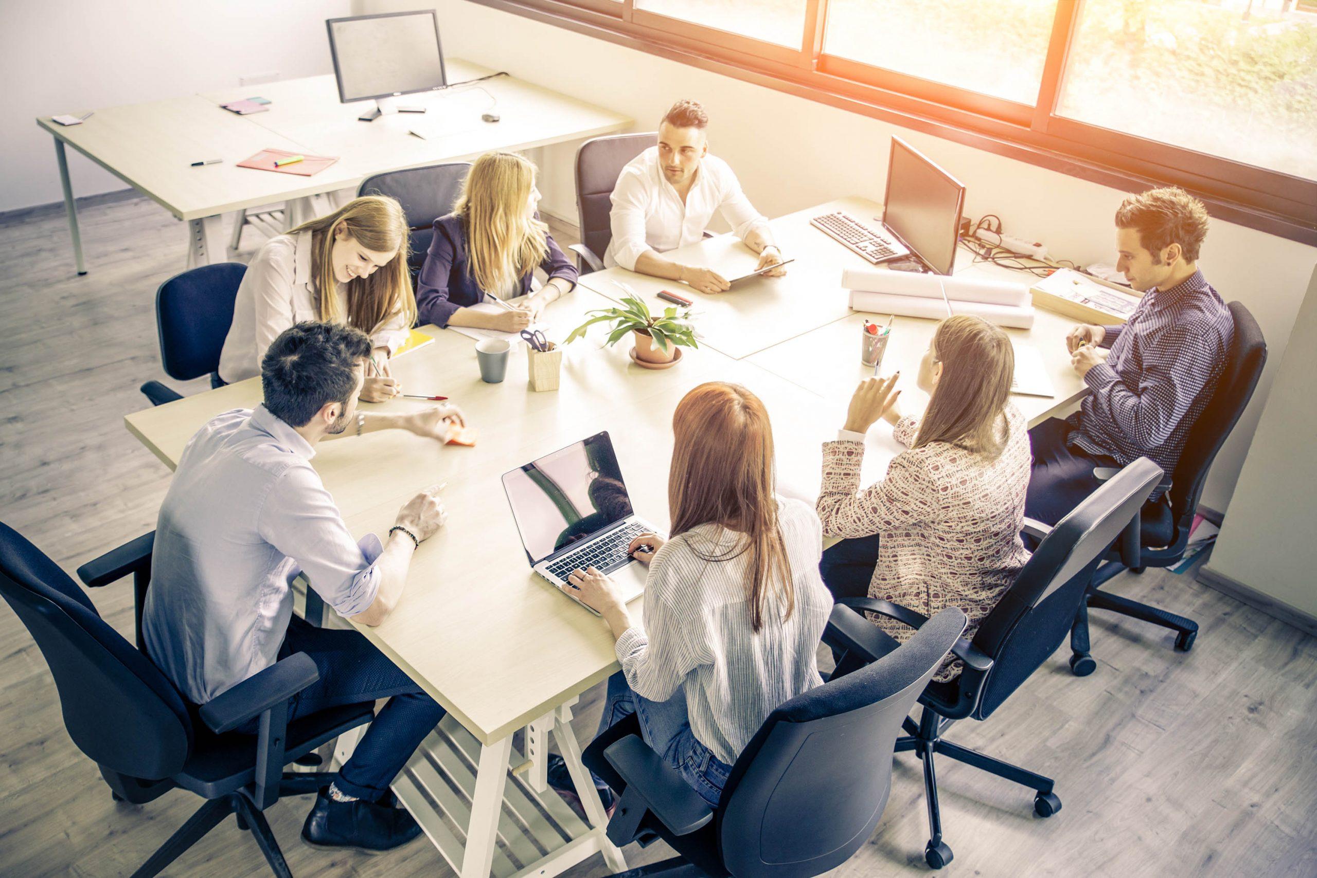 Como o ambiente de trabalho reflete na imagem da sua empresa