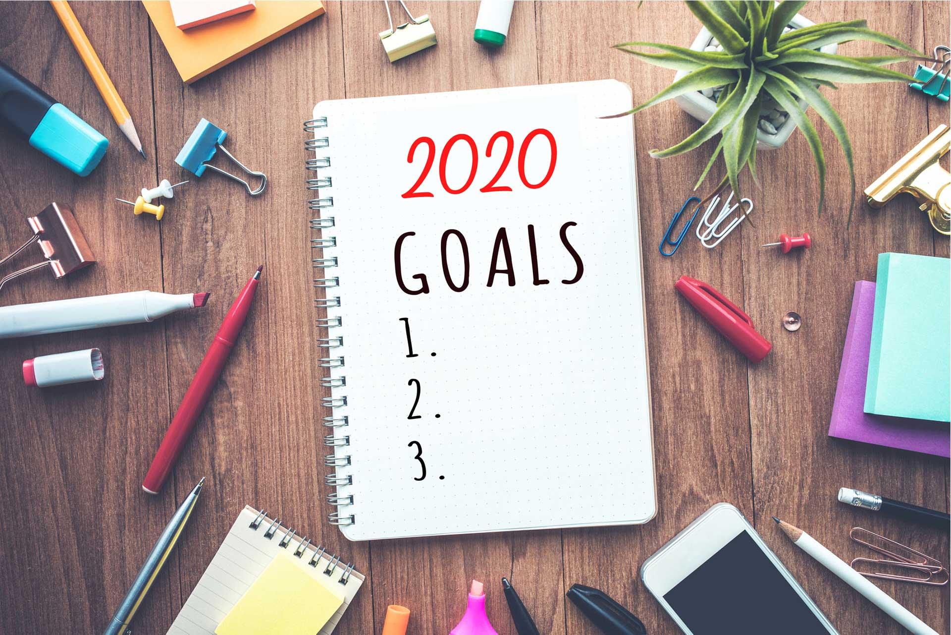 Como alcançar seus objetivos neste ano