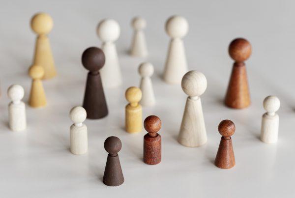 representação da diversidade no ambiente empresarial